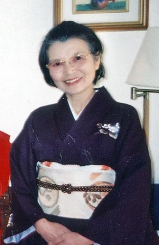 Funeral of the late Mrs. Takako Gotow